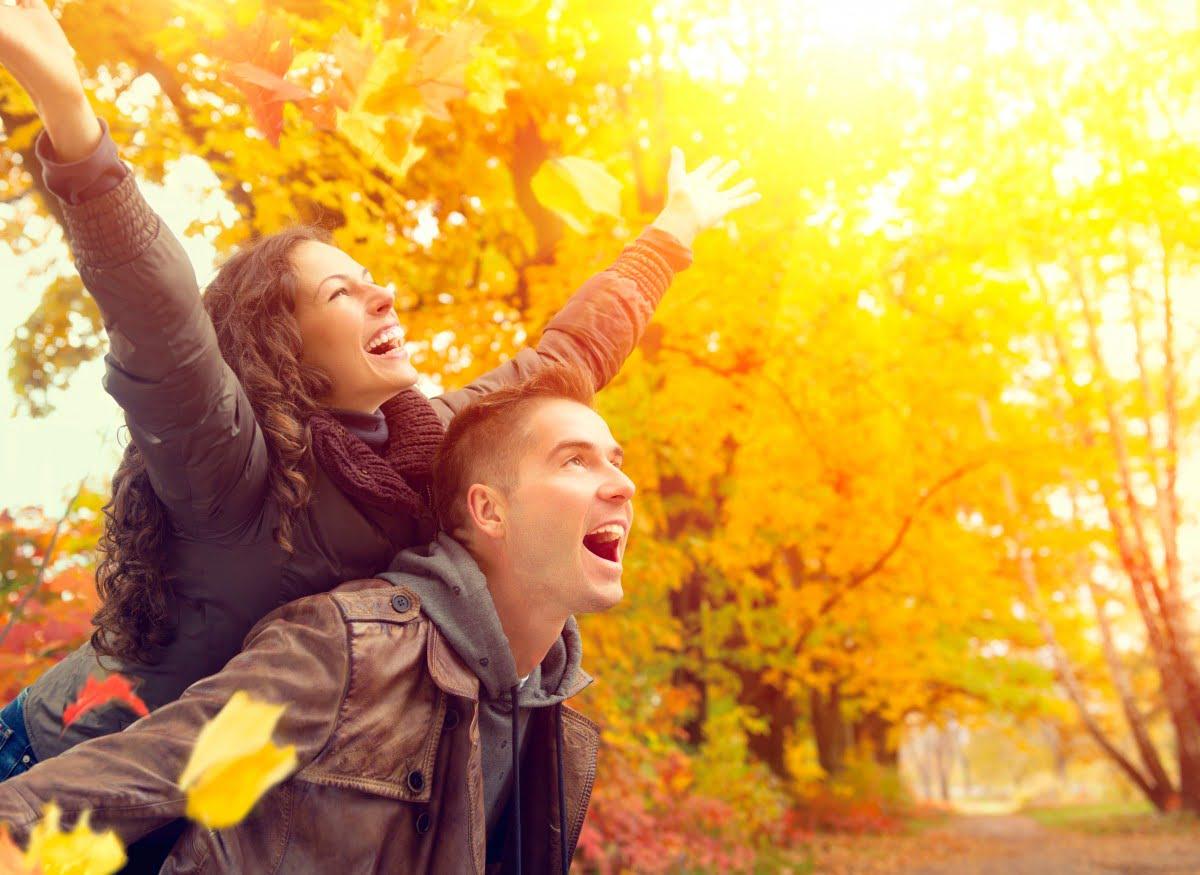 Jak osiągnąć lub odzyskać szczęście?