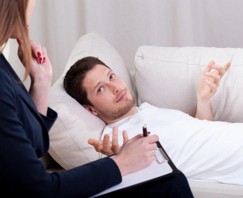 Zaburzenia erekcji a psychoterapia