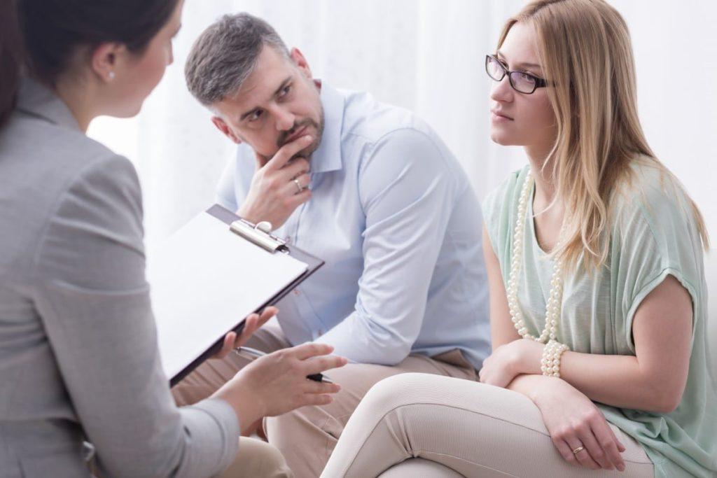 Terapia par u seksuologa