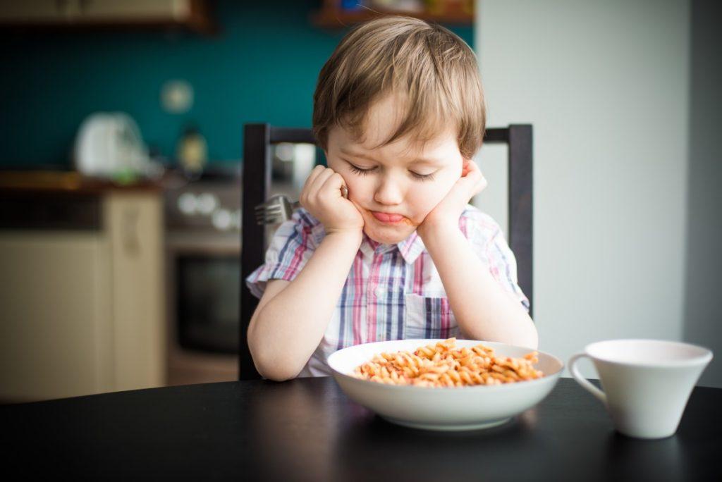 Zaburzenia odżywiania u dzieci