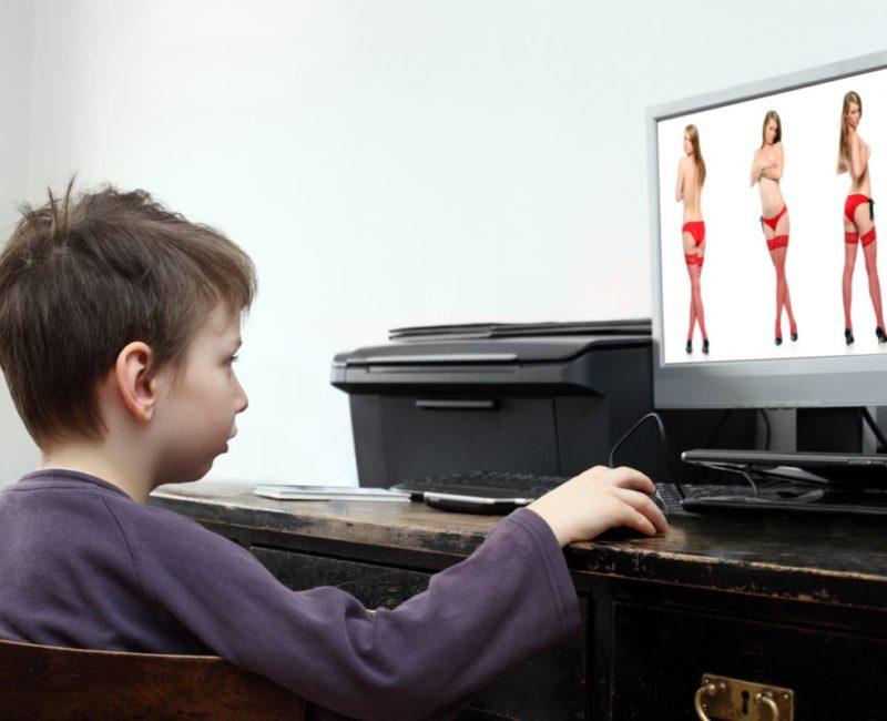 Nadmierne zainteresowanie seksualnością u dzieci