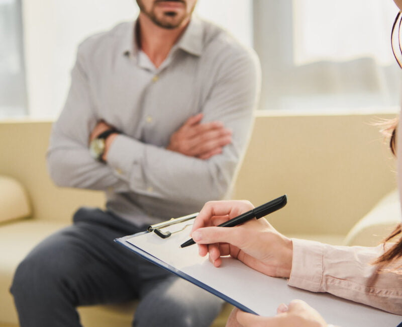 What is the First Session with a Psychotherapist like?