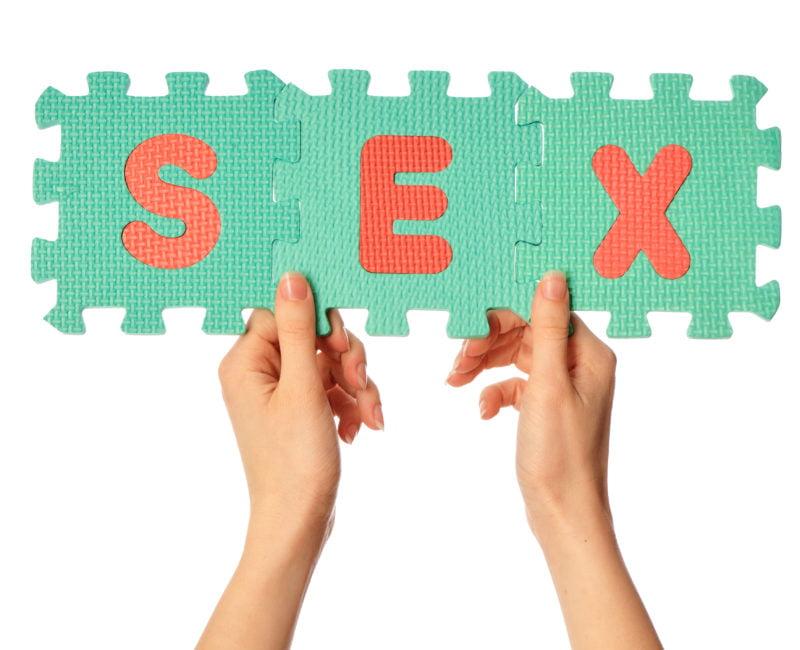 Rozwój seksualny dzieci