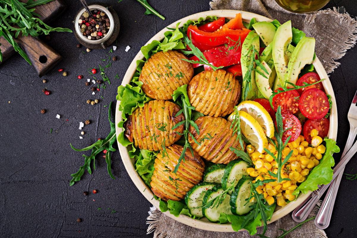 Wegańska dieta - wady i zalety