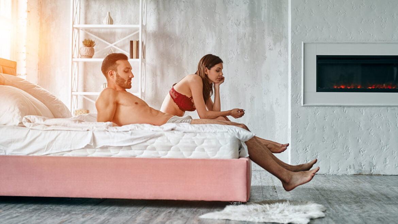 Starania o dziecko a problemy z seksem