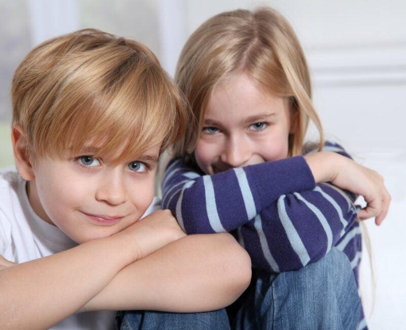 Dostrzeganie różnic płciowych i identyfikacja płciowa u dzieci